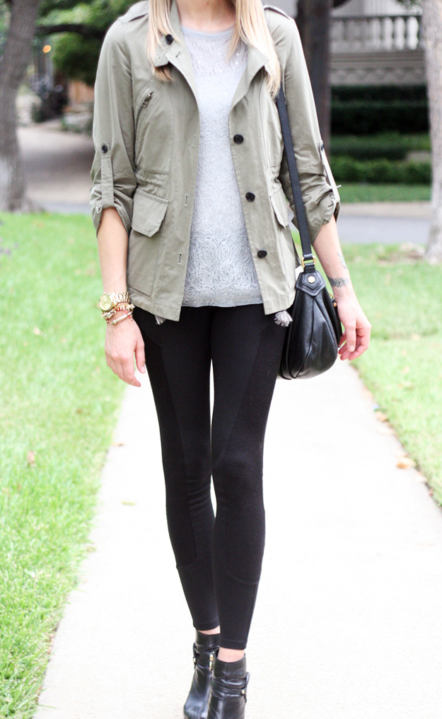 LEGGINGS & LAYERS & BOOTS, OH MY!