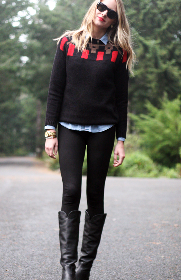 FAIR ISLE   Fashion Jackson