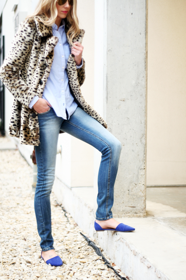 BLUE SUEDE SHOES | Fashion Jackson