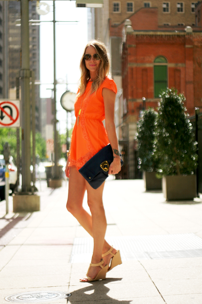 Bright Colored Rompers