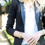 basic wardrobe stables, t-shirt, jeans, jacket, blazer
