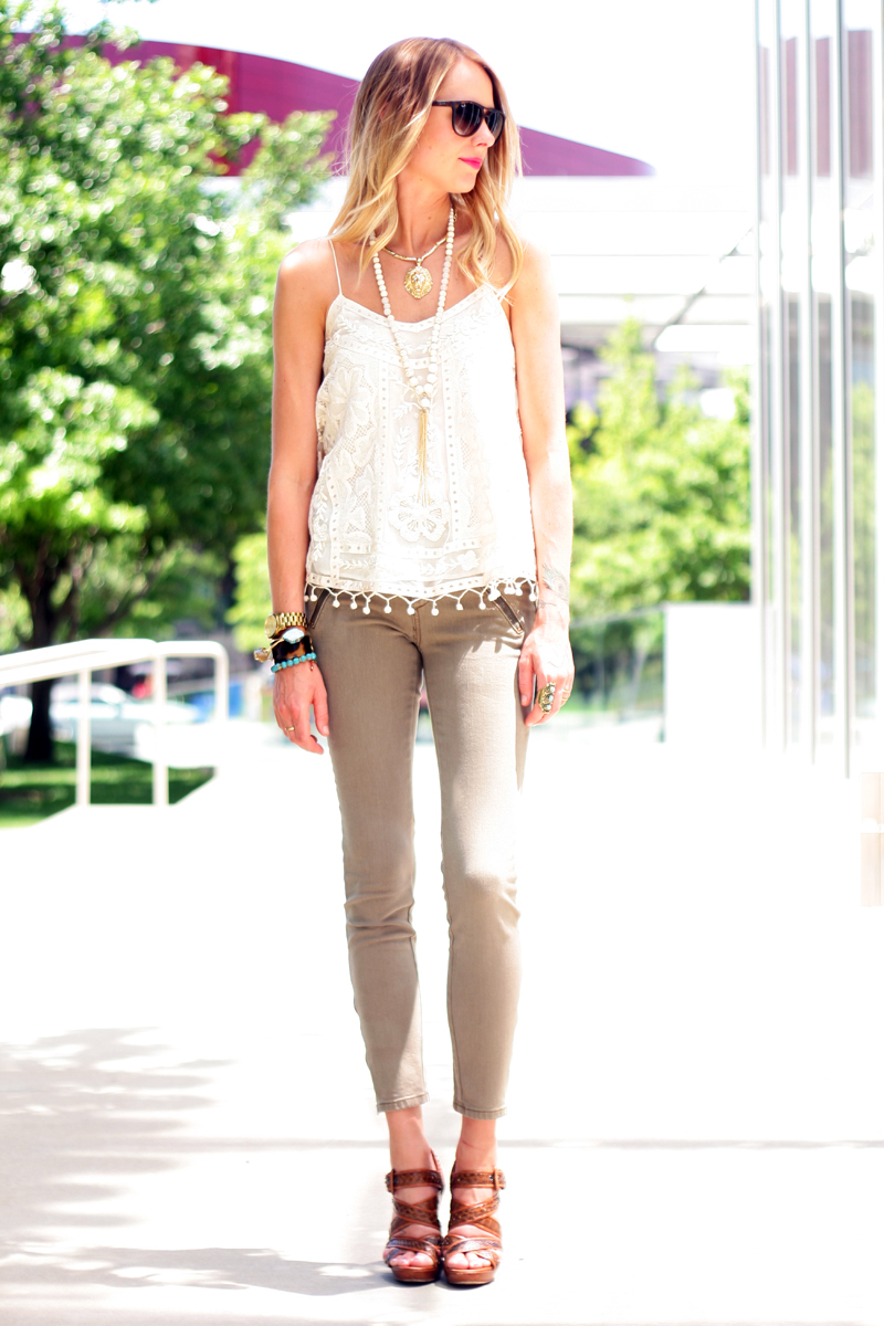 @ Pilcro Mid-Rise Skinny Jeans | Great Deals