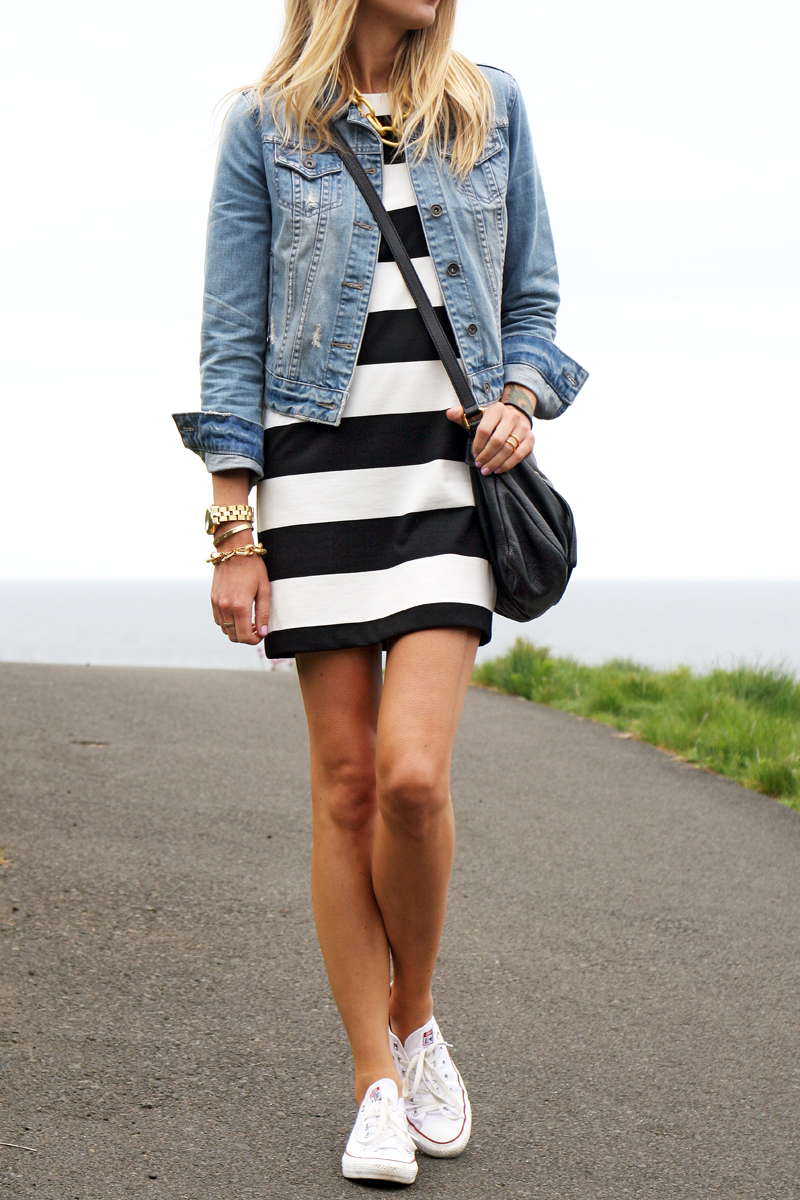 SEEING STRIPES | Fashion Jackson