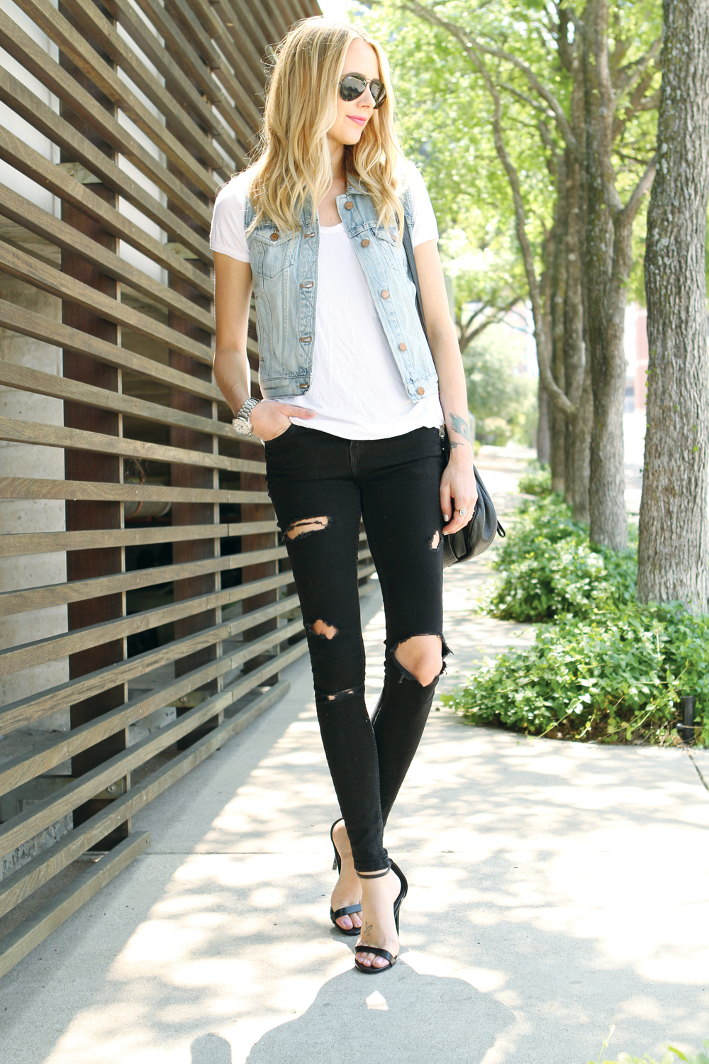 Black Skinny Jeans Fashion