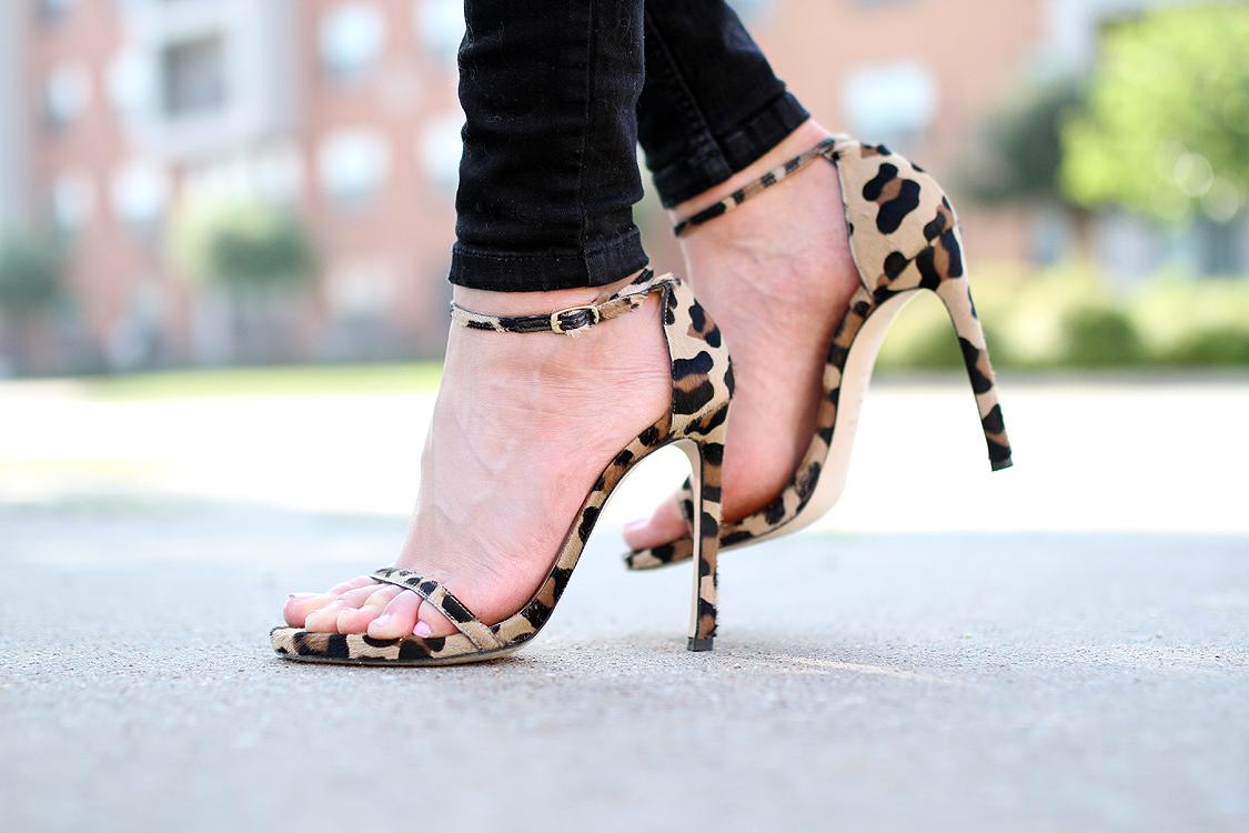 leopard stuart weitzman heels