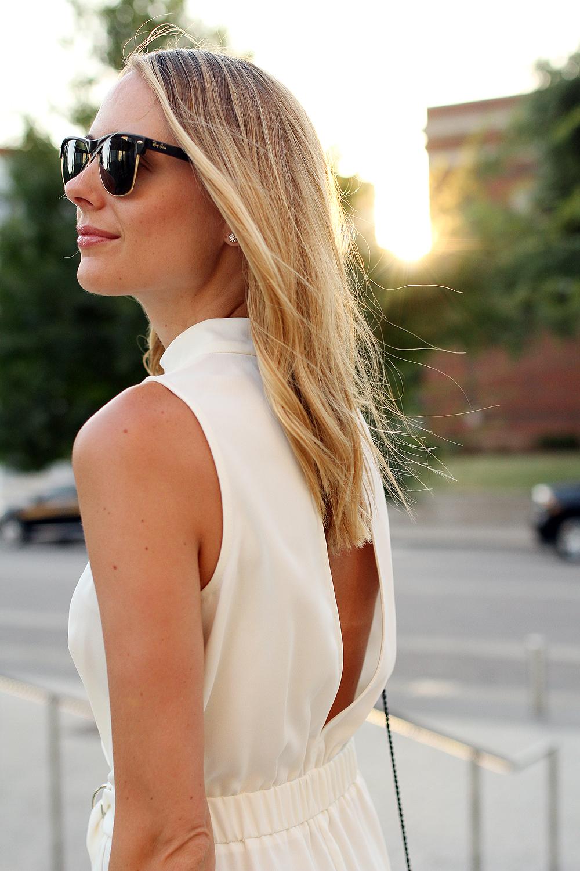 fashion-jackson-topshop-white-d-ring-romoper-ray-ban-sunglasses