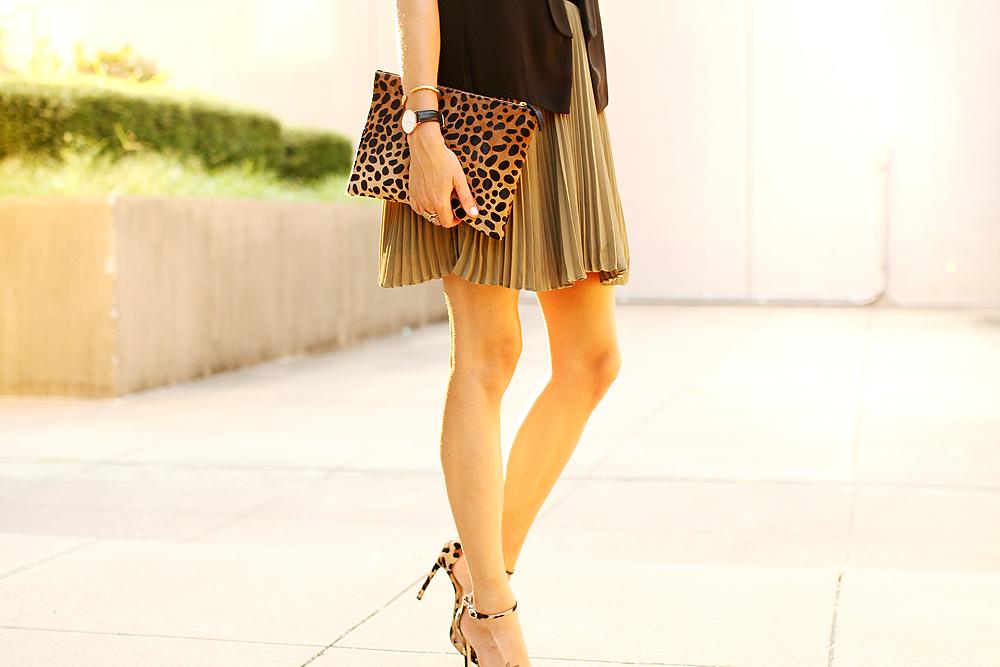 fashion-jackson-banana-republic-olive-soft-pleated-skirt