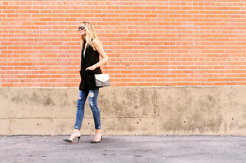 fashion-jackson-black-long-line-vest-ripped-skinny-jeans