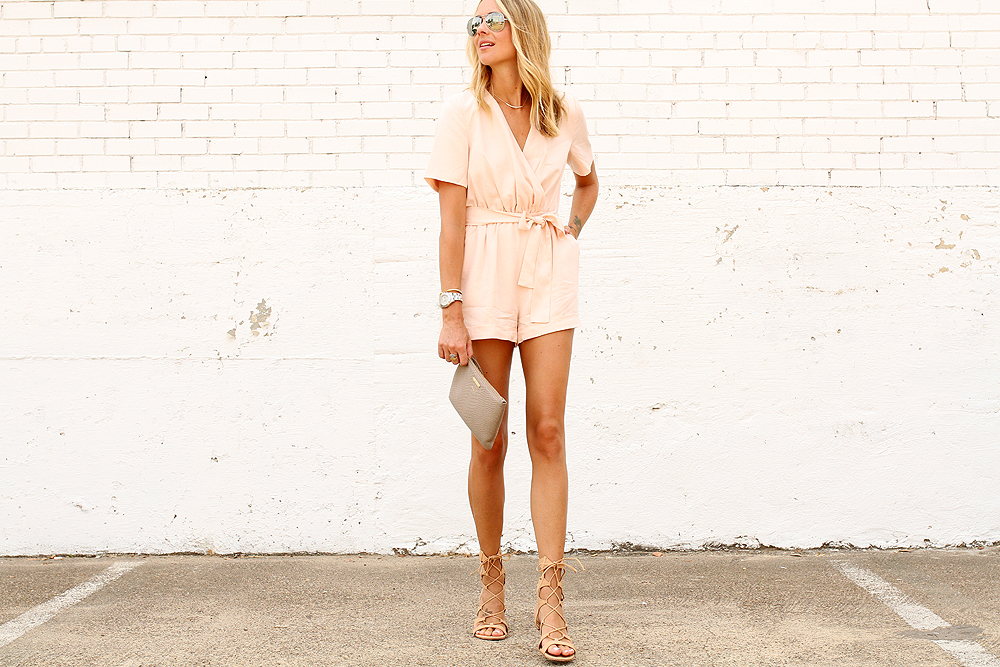 fashion-jackson-finders-keepers-rewind-pink-playsuit-romper-schutz-gladiator-lace-up-sandals-gigi-new-york-clutch