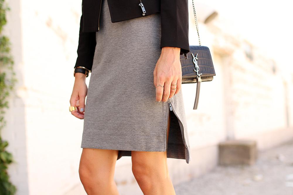fashion-jackson-grey-dress-saint-laurent-cassandre-crossbody