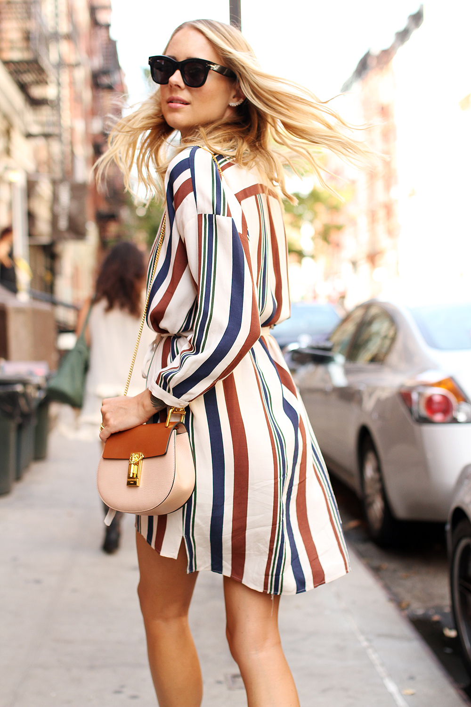 Stripes In Nyc Fashion Jackson