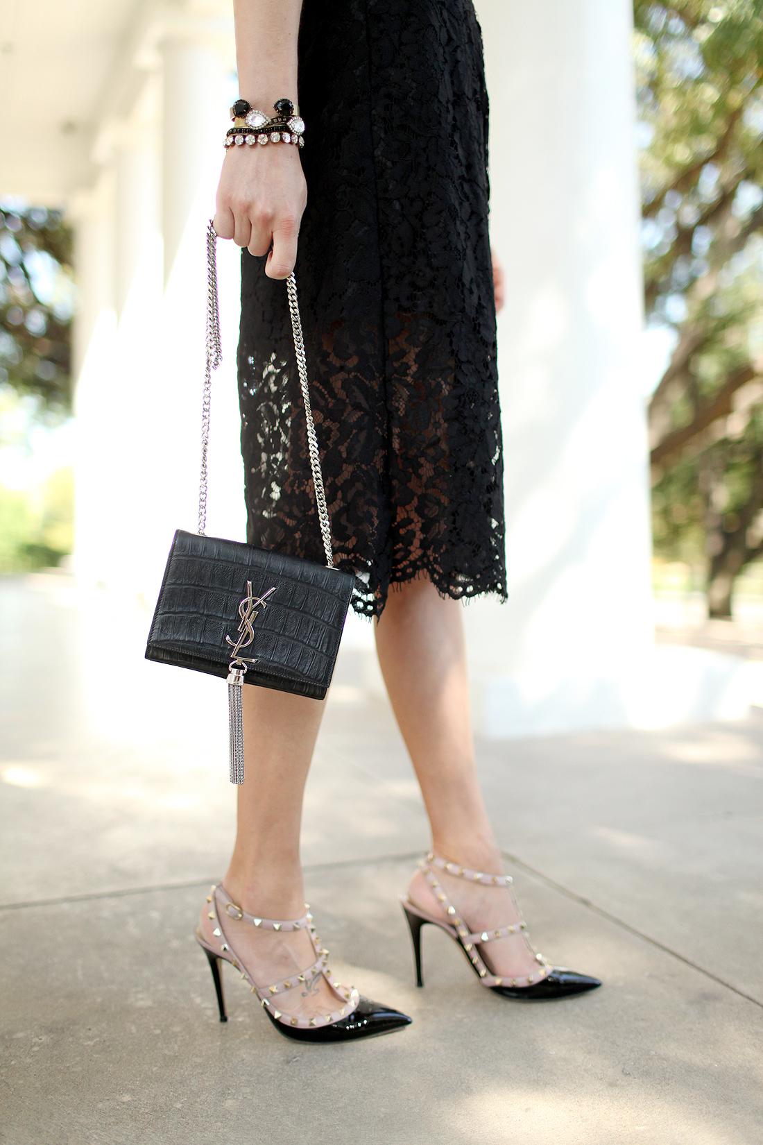 black lace matching set fashion jackson