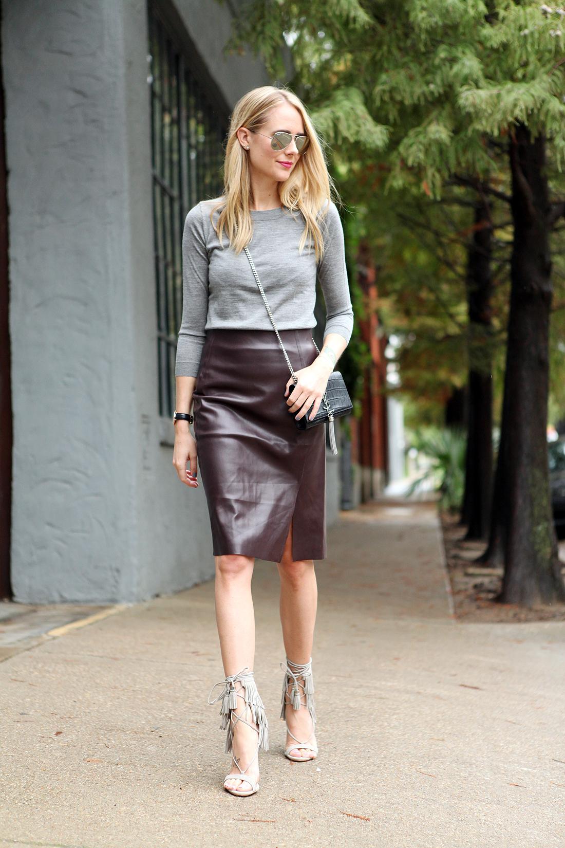 Easier pencil skirt heels think already