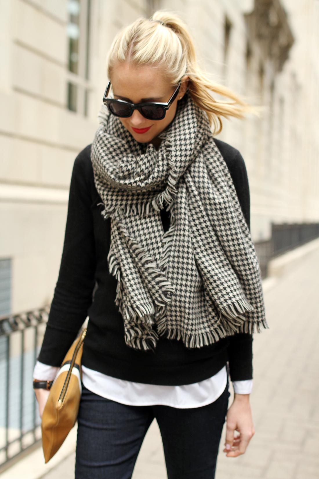 fashion-jackson-houndstooth-scarf