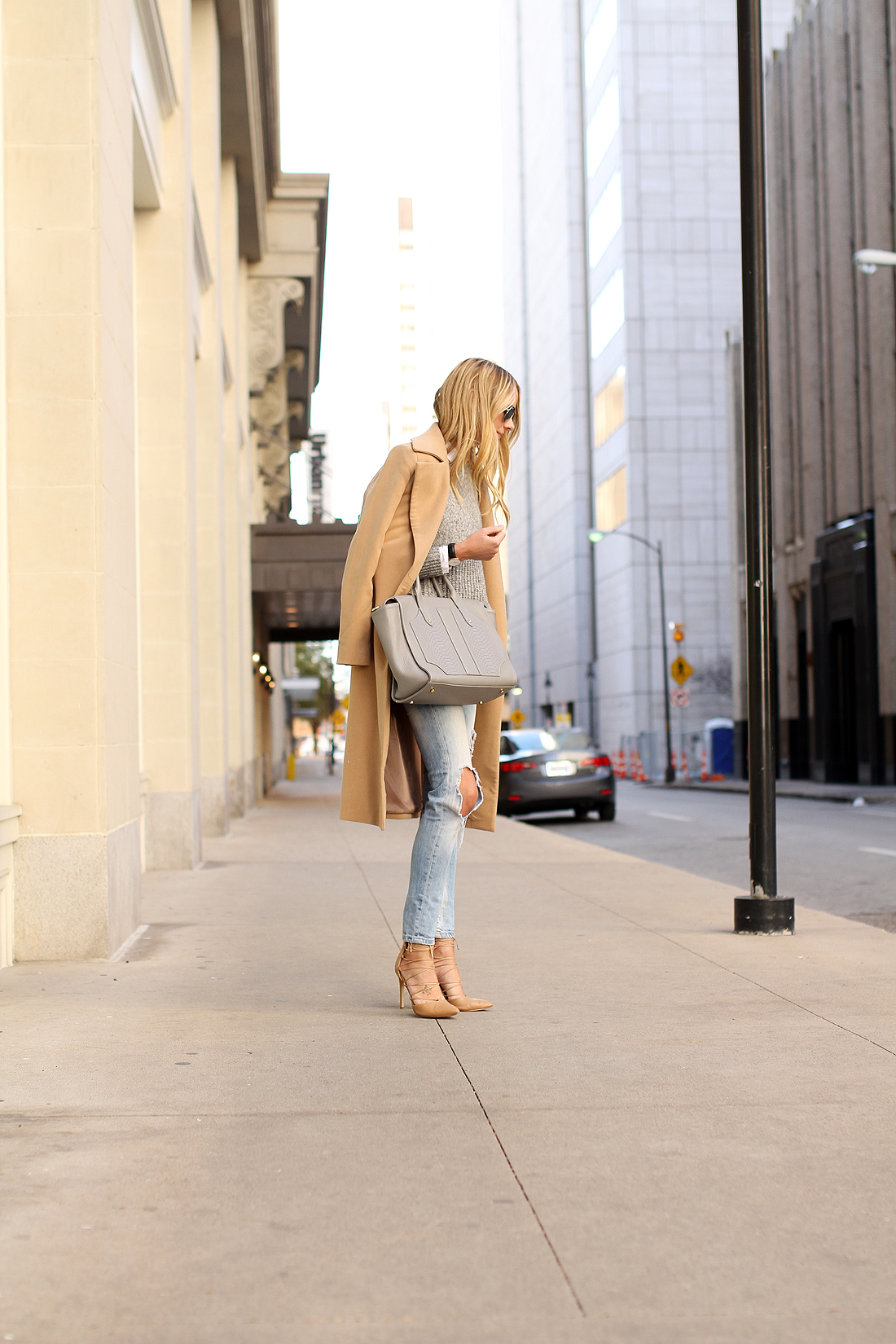 fashion-jackson-camel-coat-grey-tote-ripped-skinny-jeans-nude-pumps
