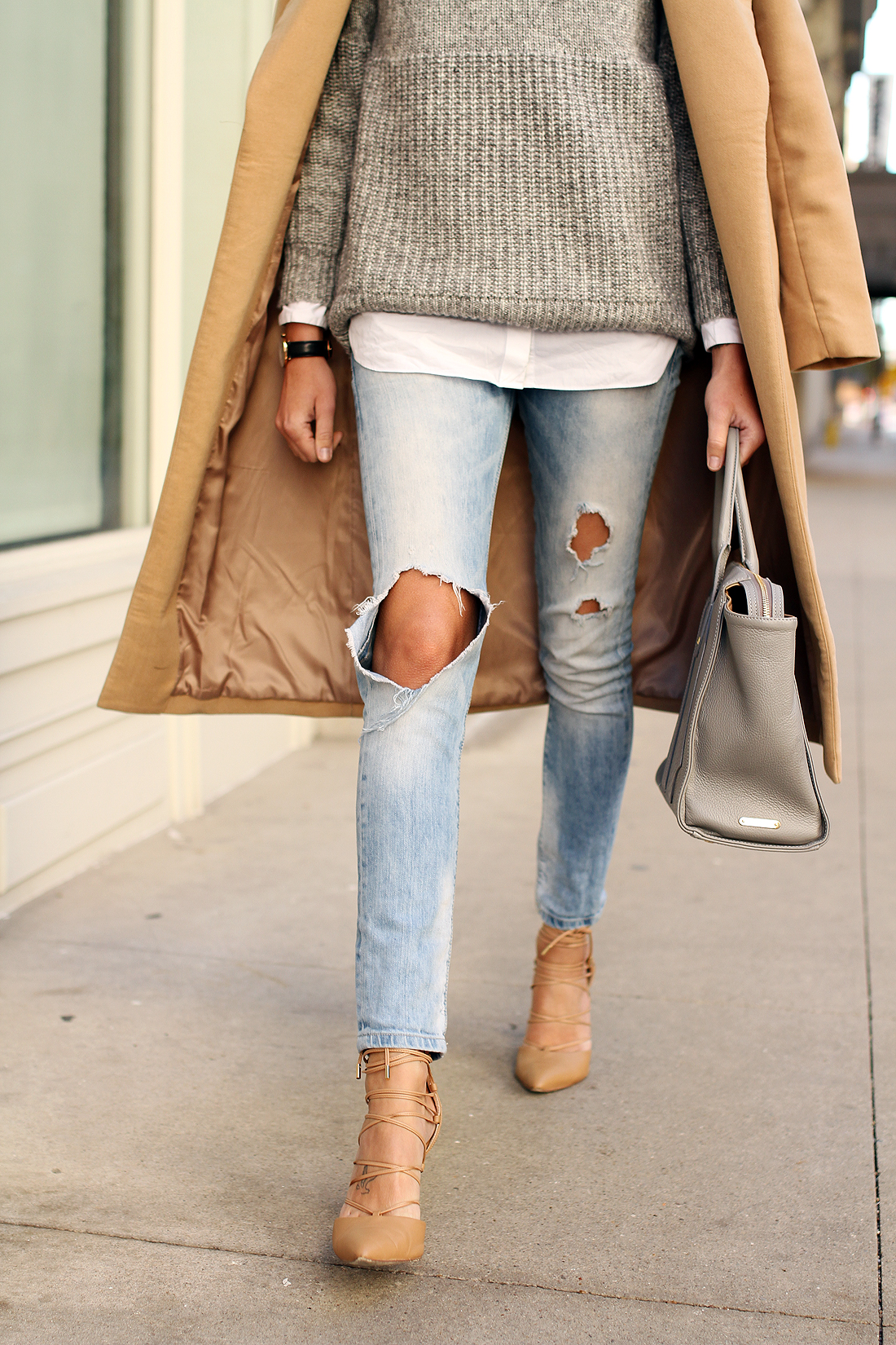 fashion-jackson-ripped-skinny-jeans-nude-pumps