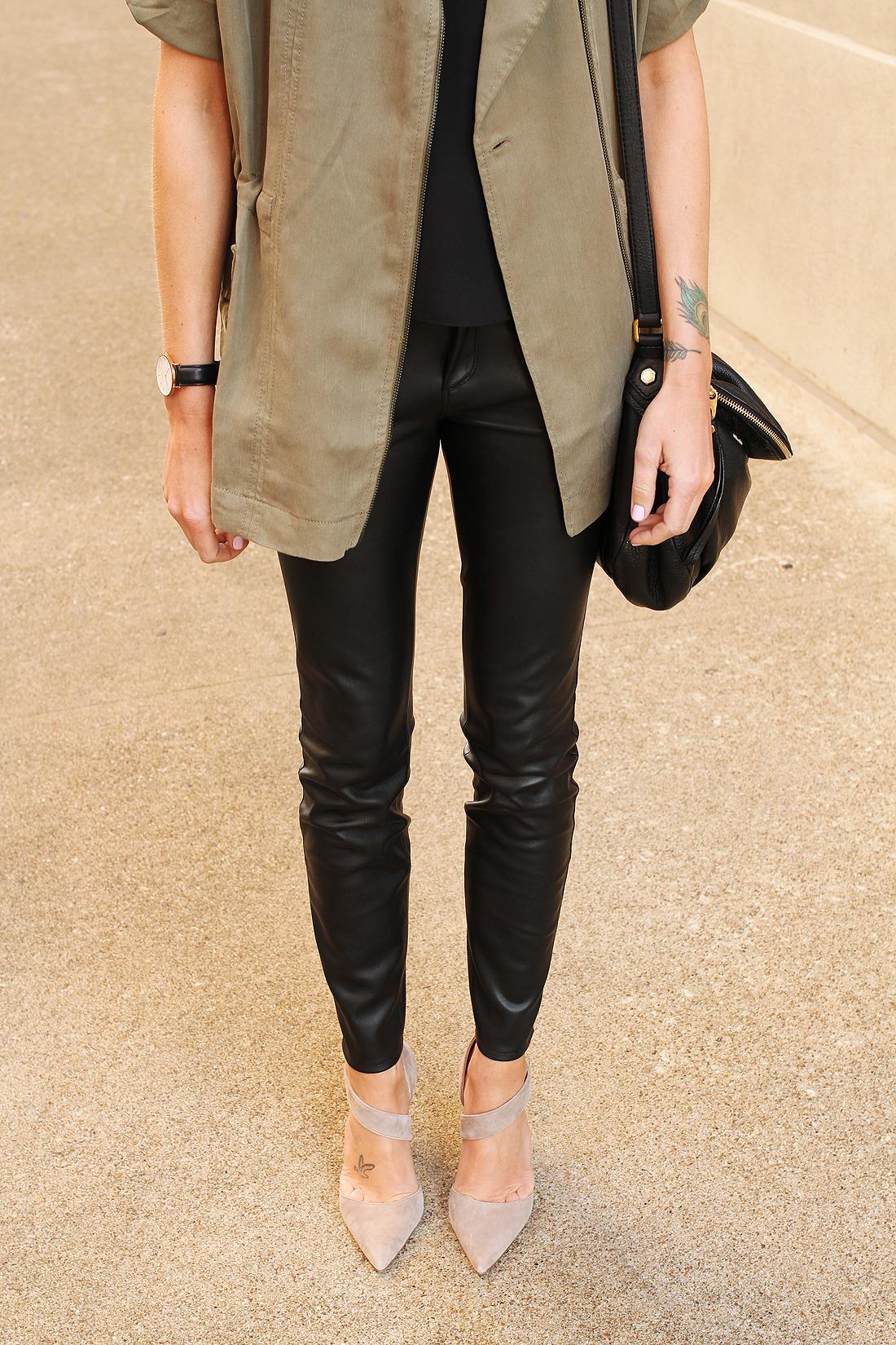 fashion-jackson-vince-camuto-carlotte-pumps-banana-republic-drapey-drawstring-jacket-black-faux-leather-pants