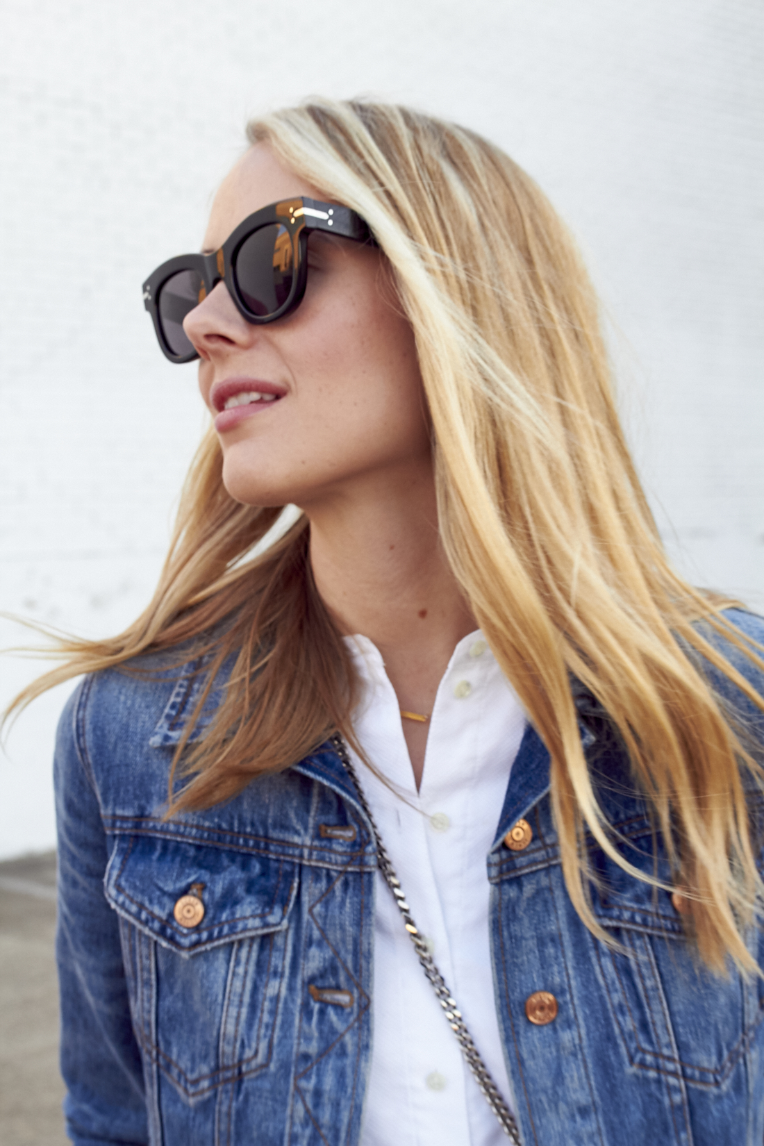 fashion-jackson-celine-sunglasses-denim-jacket