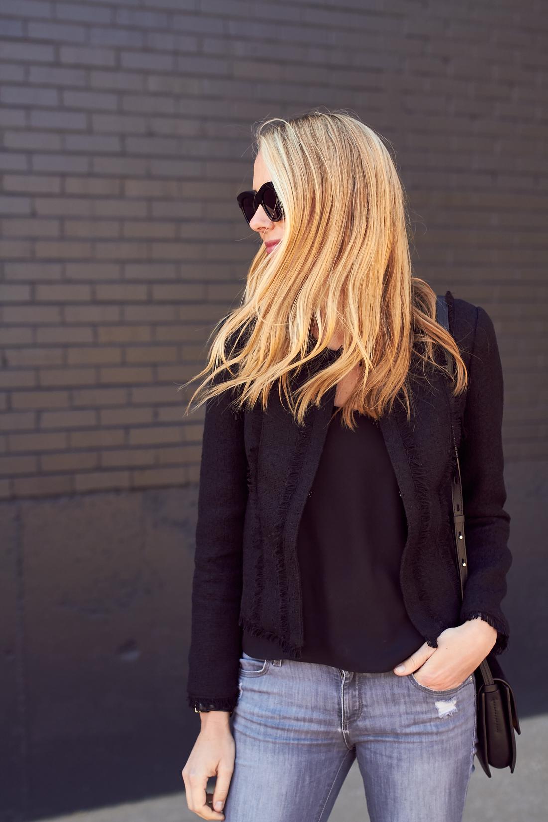 fashion-jackson-banana-republic-black-tweed-jacket