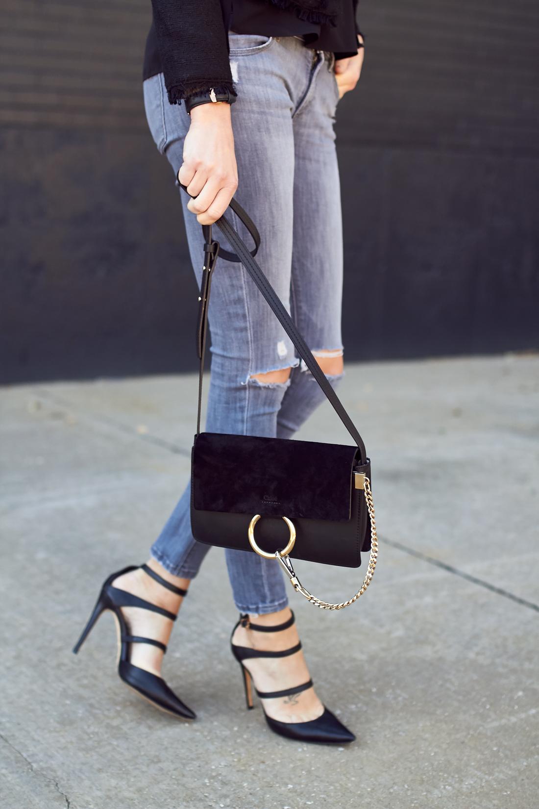 fashion-jackson-chloe-faye-black-handbag-grey-ripped-skinny-jeans-black-triple-strap-heels