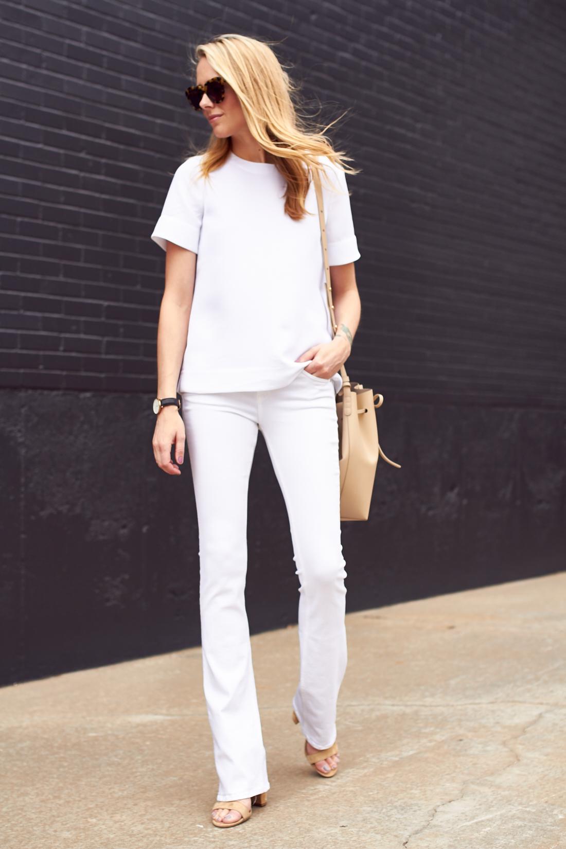 SPRING WHITE   Fashion Jackson