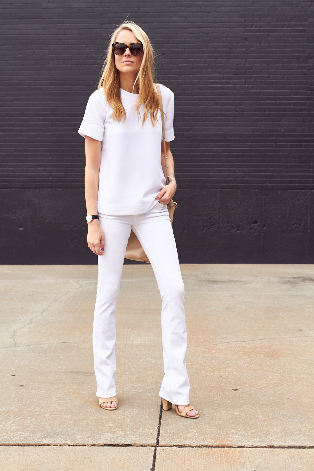 SPRING WHITE | Fashion Jackson
