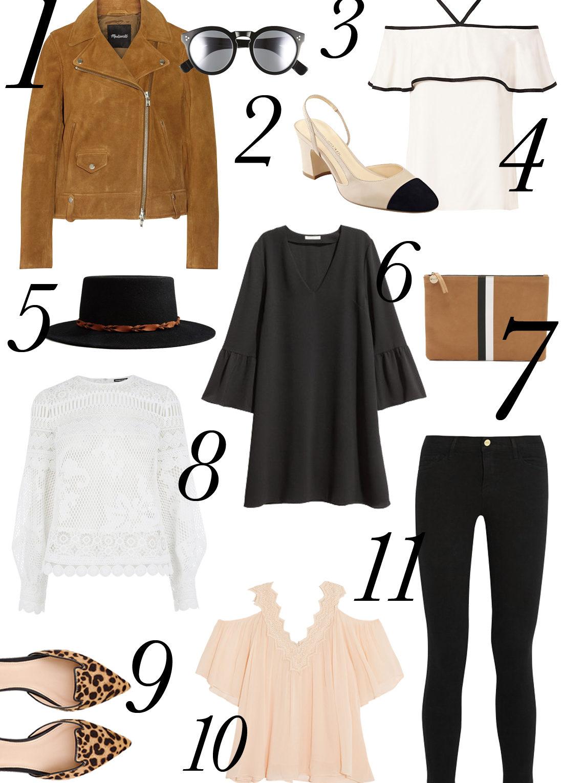 neutral fall wardrobe