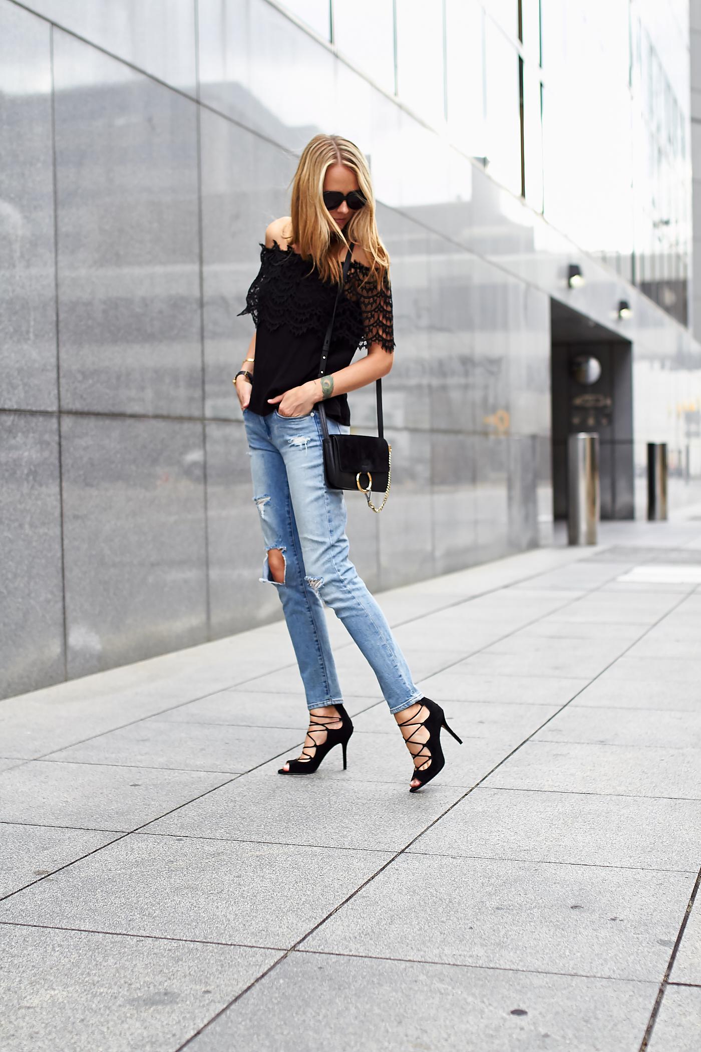 Lace Amp Denim Fashion Jackson