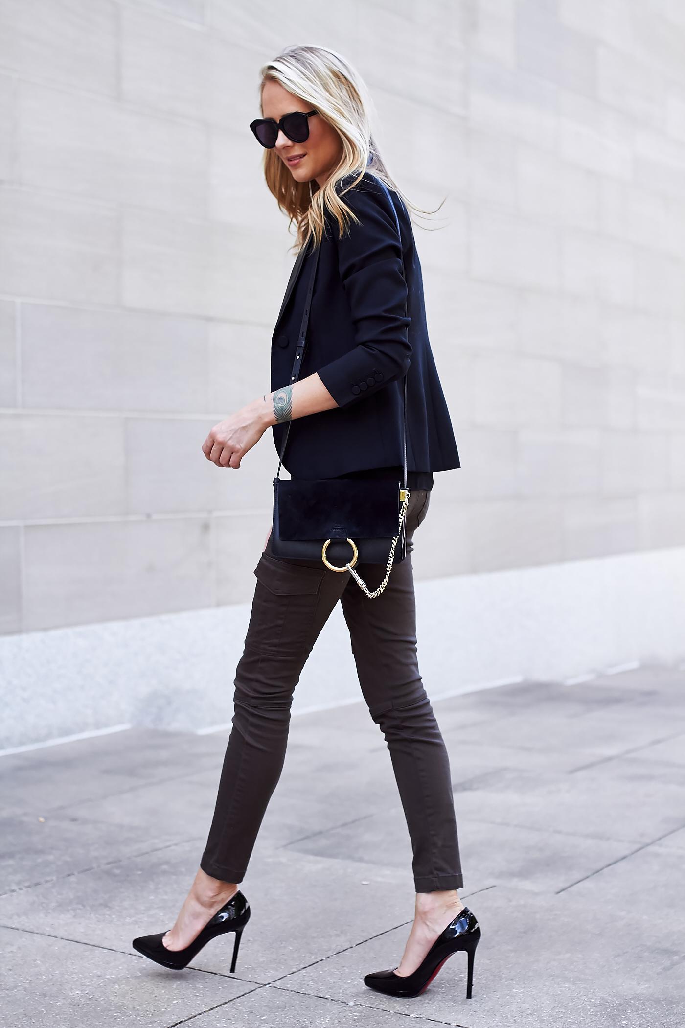 Cargo Pocket Skinny Pants Fashion Jackson
