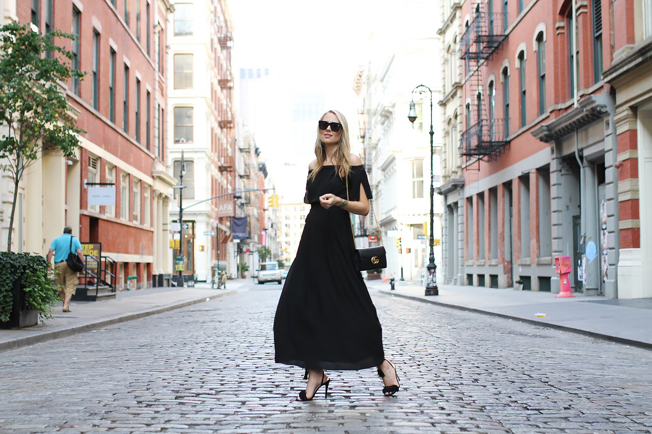The Transitional Dress