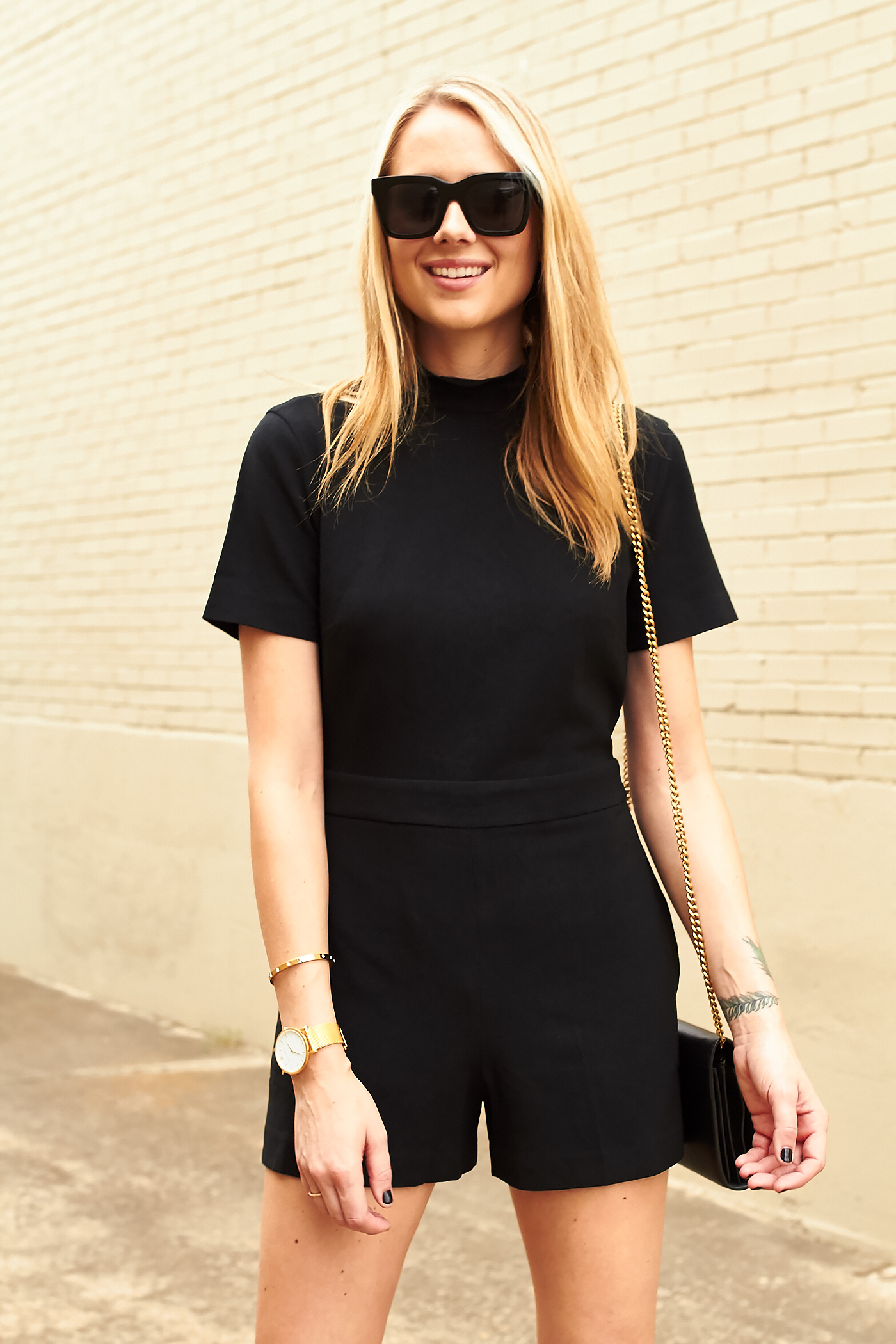 fashion-jackson-black-celine-sunglasses-club-monaco-philena-romper