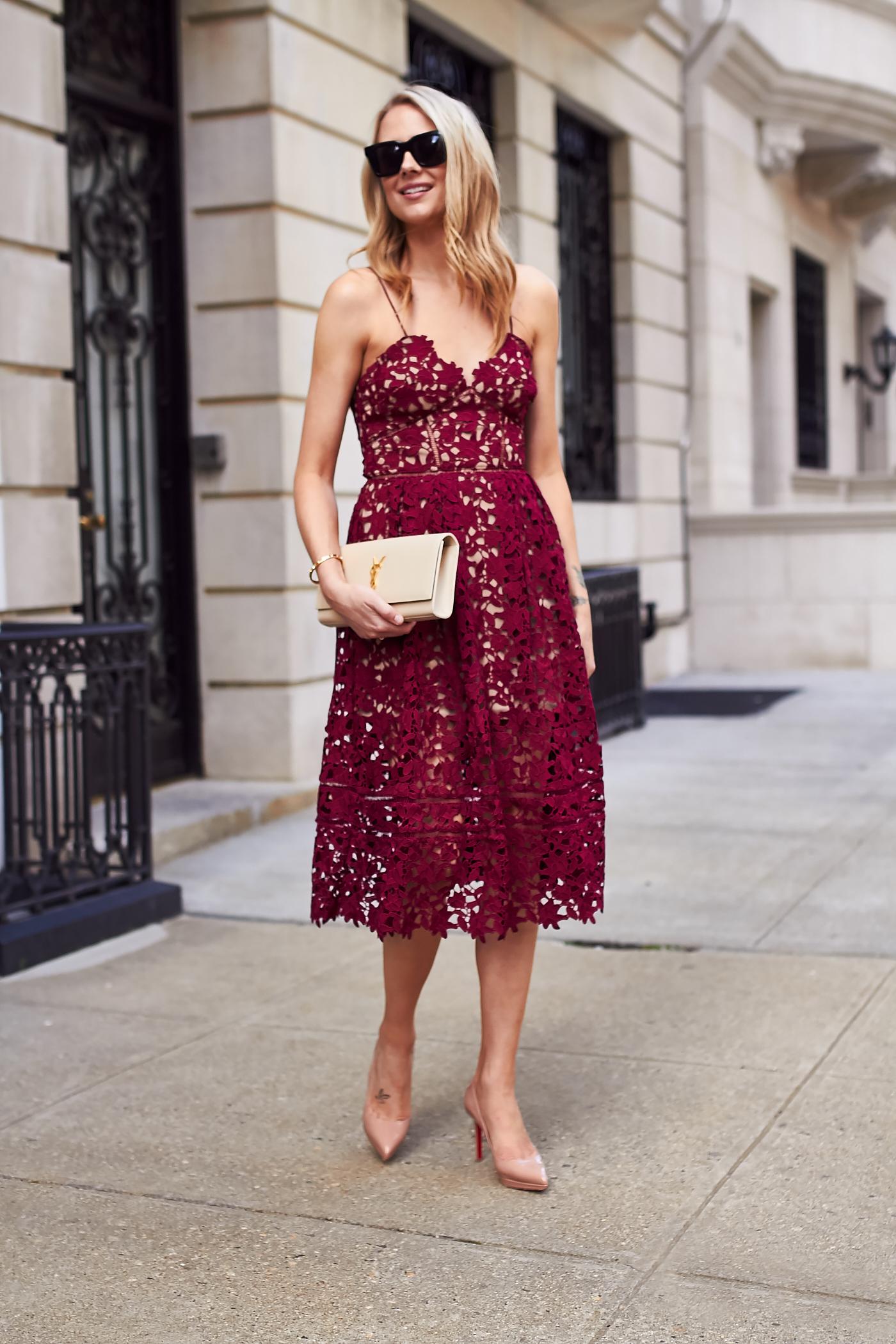 Self Portrait Azaelea Dress Fashion Jackson