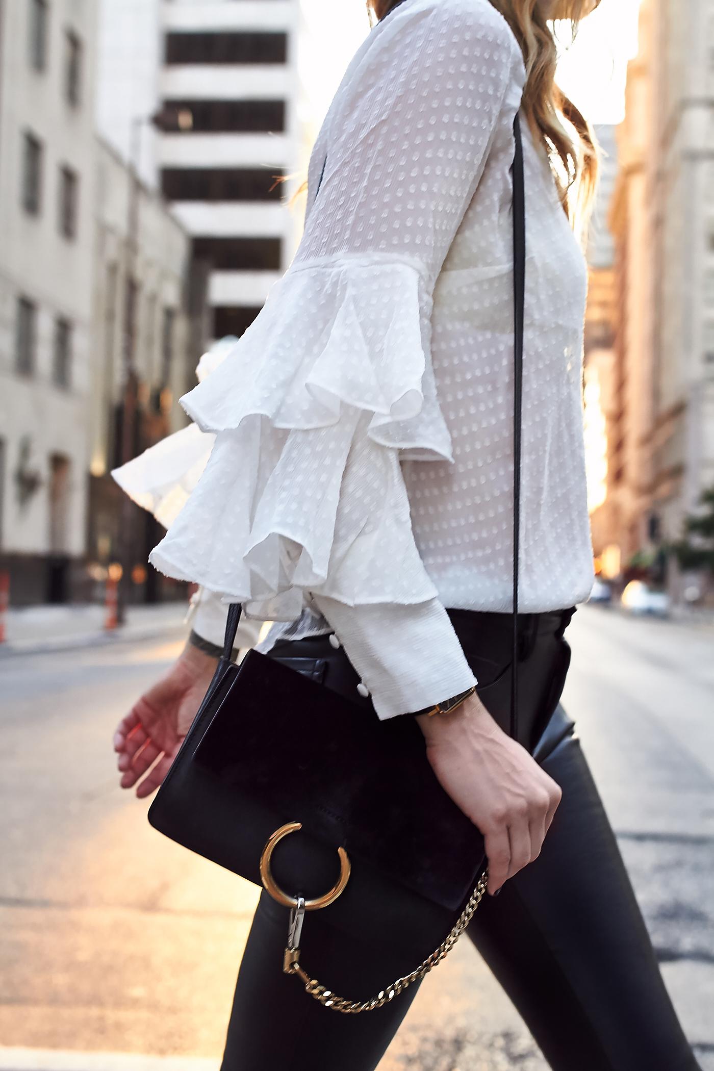 fashion-jackson-chloe-faye-handbag-white-ruffle-sleeve-blouse