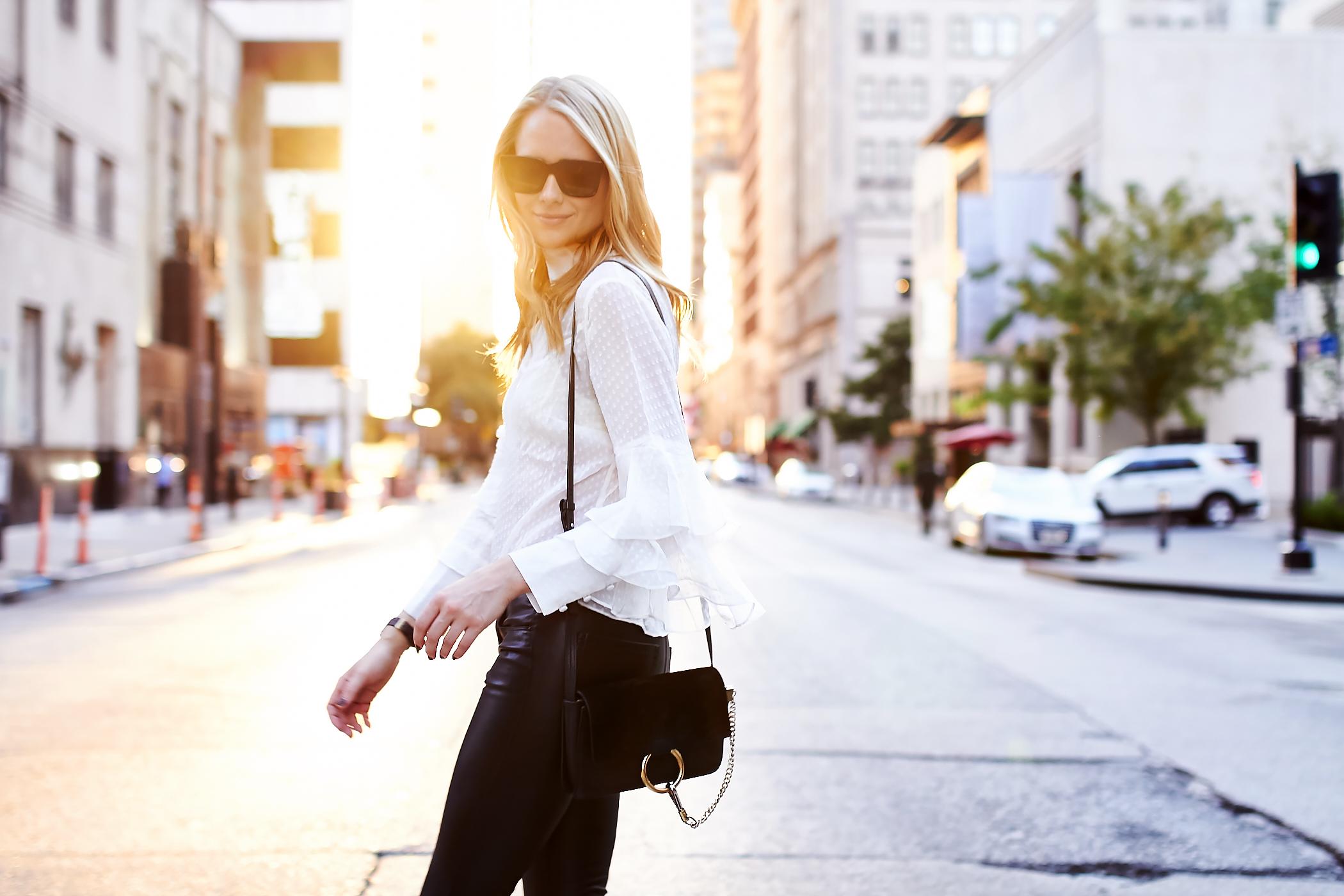 fashion-jackson-white-ruffle-sleeve-blouse