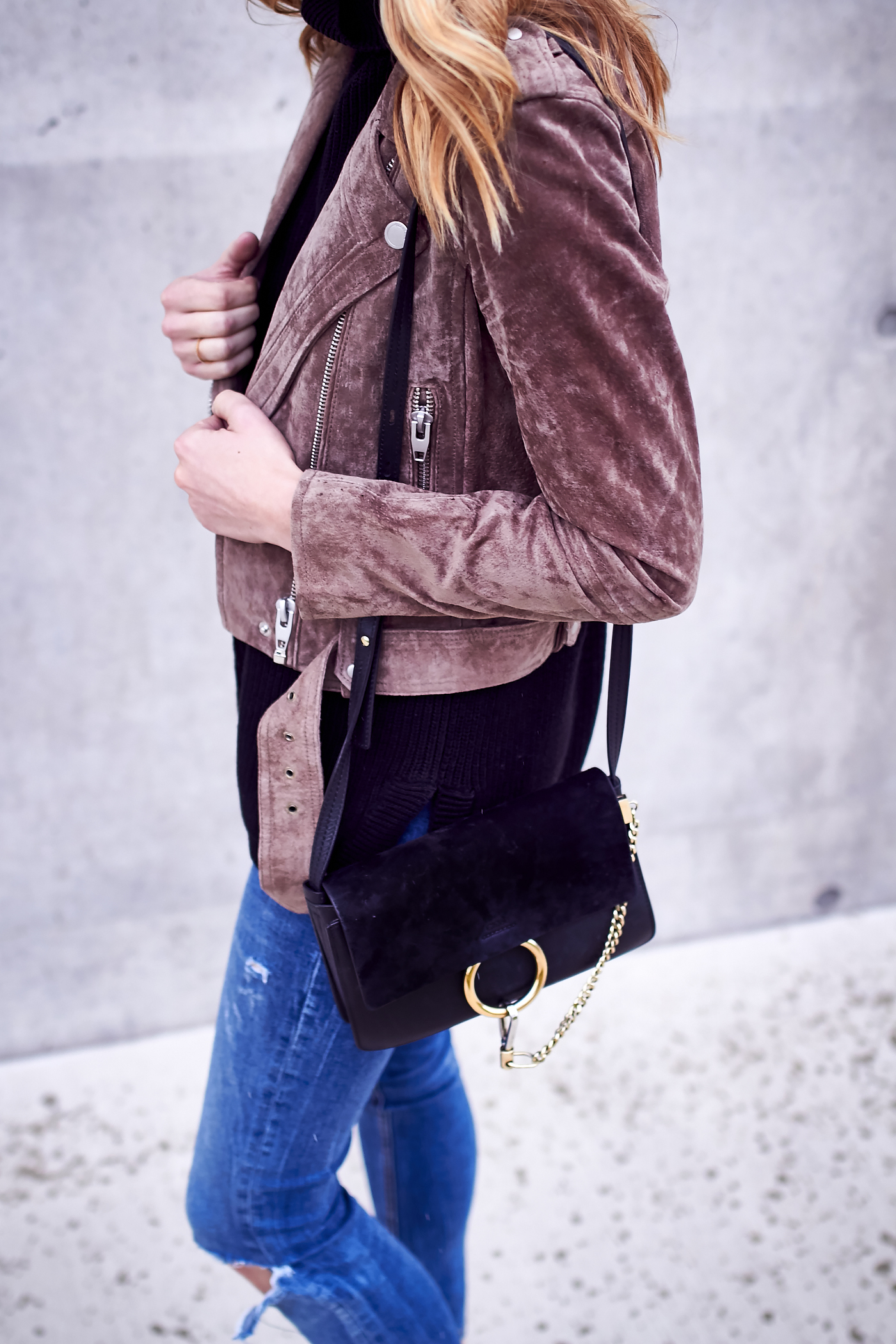 fashion-jackson-chloe-faye-handbag-blanknyc-morning-suede-moto-jacket-ripped-denim-jeans