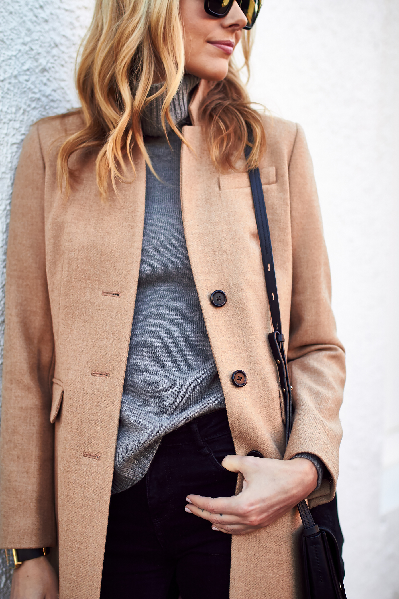 CAMEL TOPCOAT | Fashion Jackson