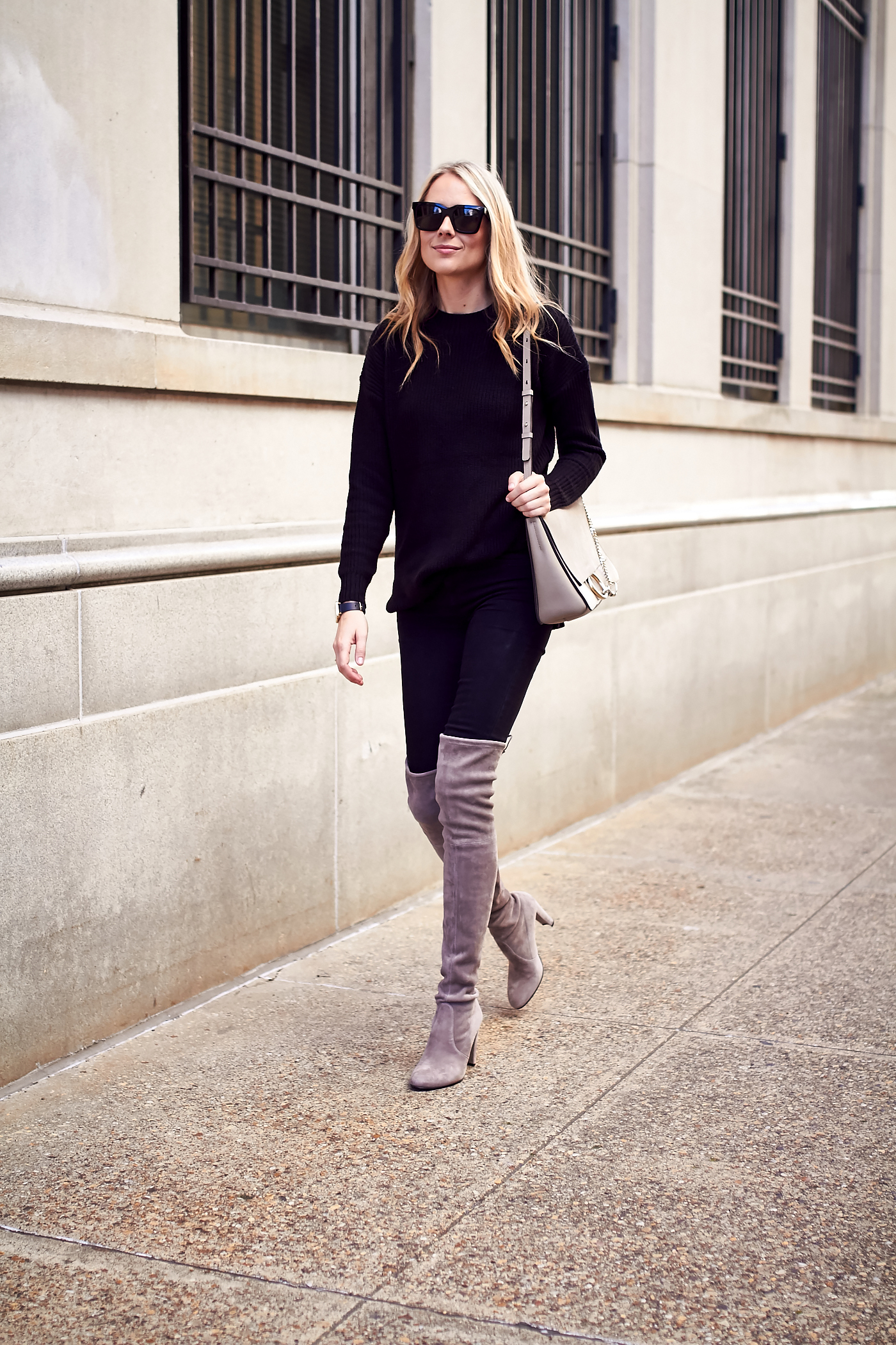 over the knee boots with nordstrom  fashion jackson