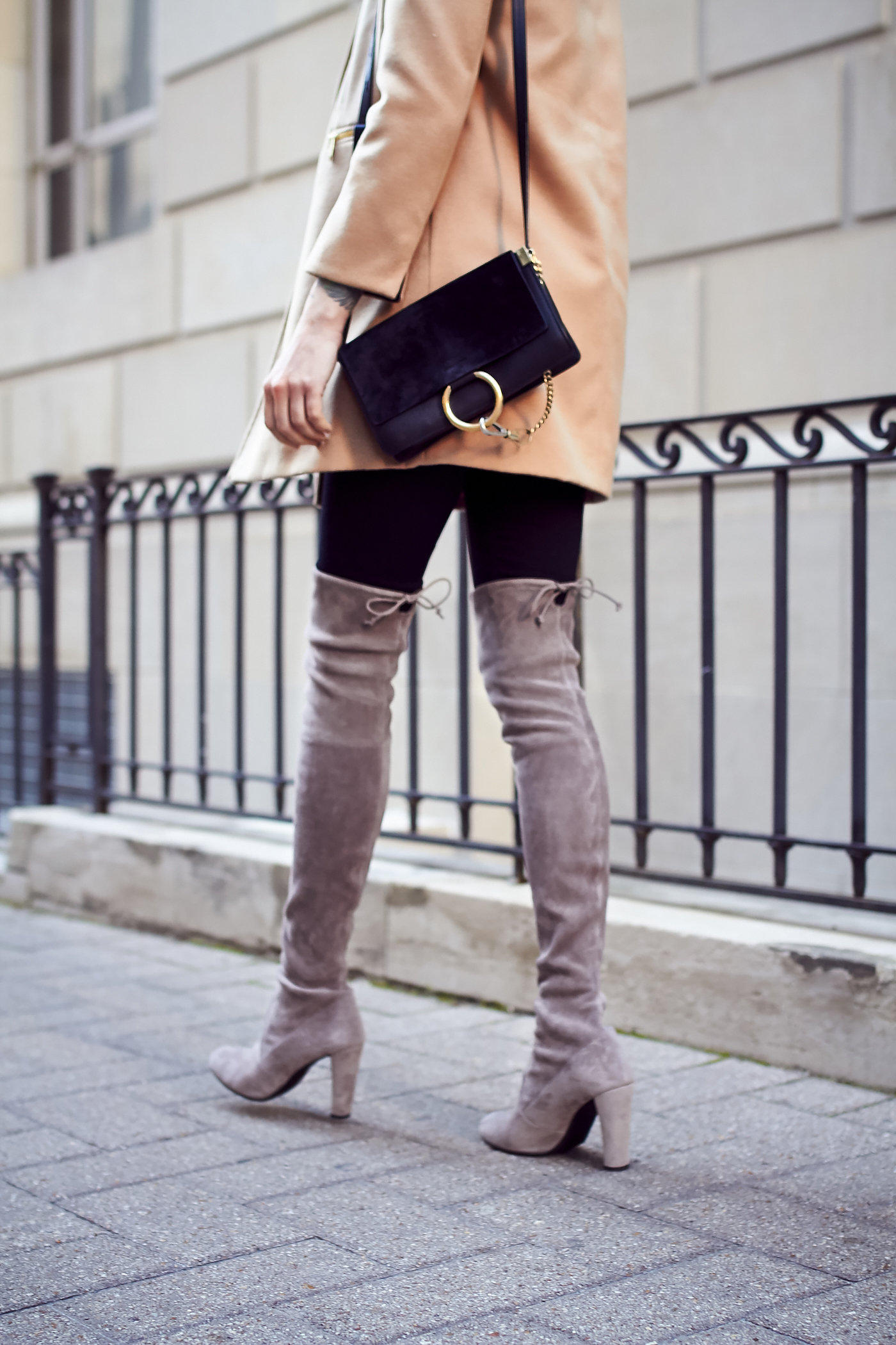 bcf3a12cea0 HOW TO WEAR OVER THE KNEE BOOTS