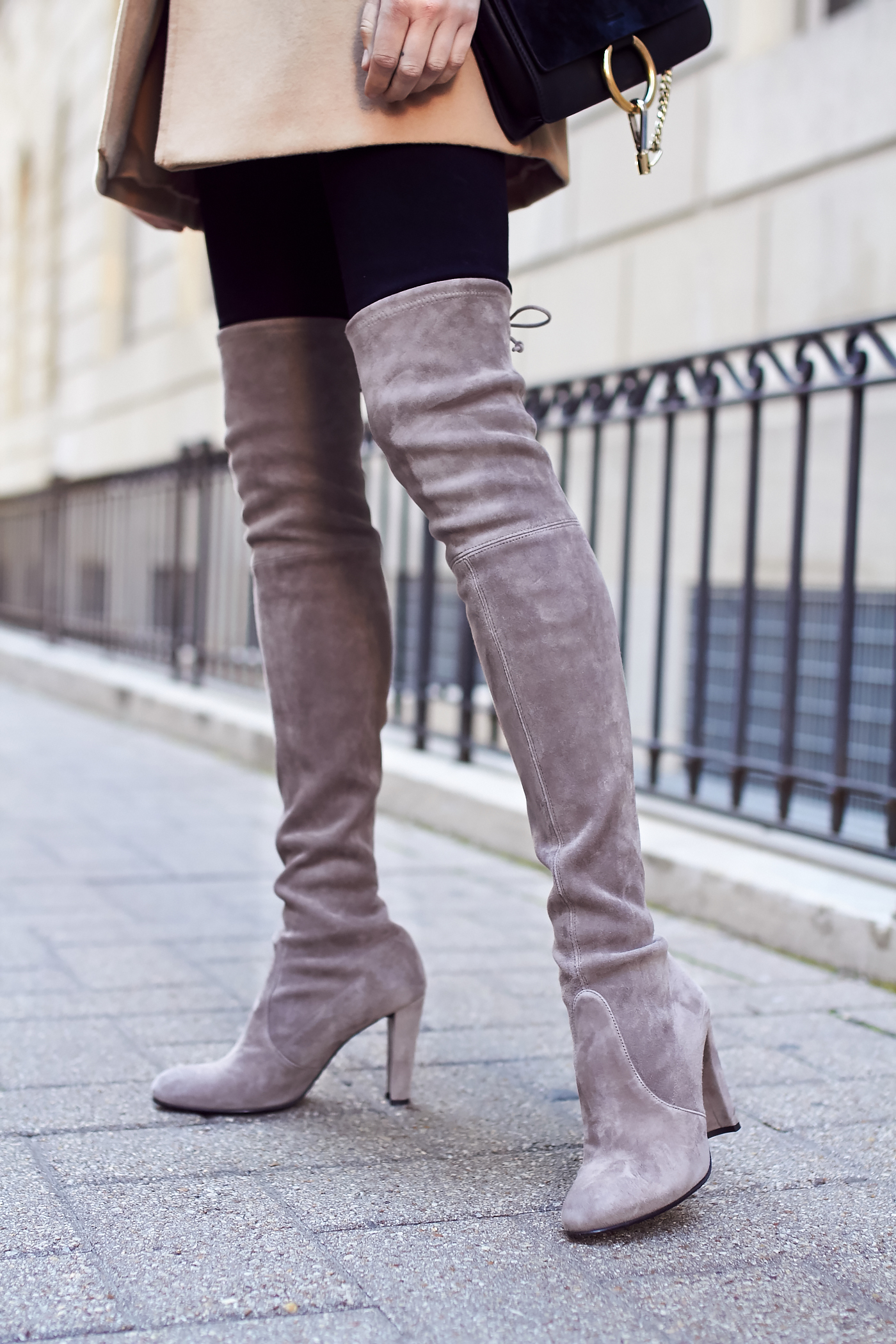 4fc2e8122b4 HOW TO WEAR OVER THE KNEE BOOTS