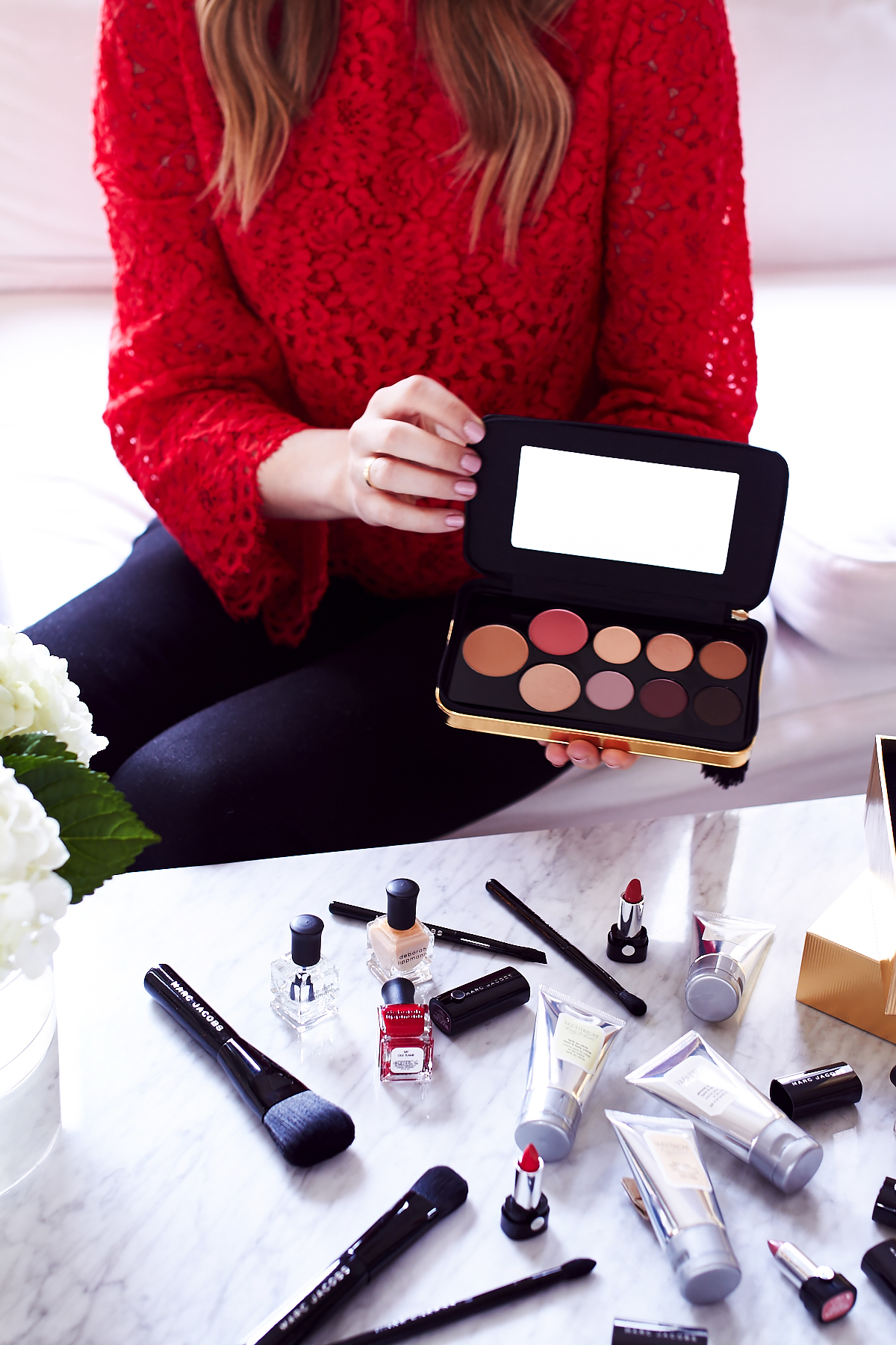 Neiman Marcus Holiday Gifts, Beauty, Marc Jacobs Eyeshadow Palette