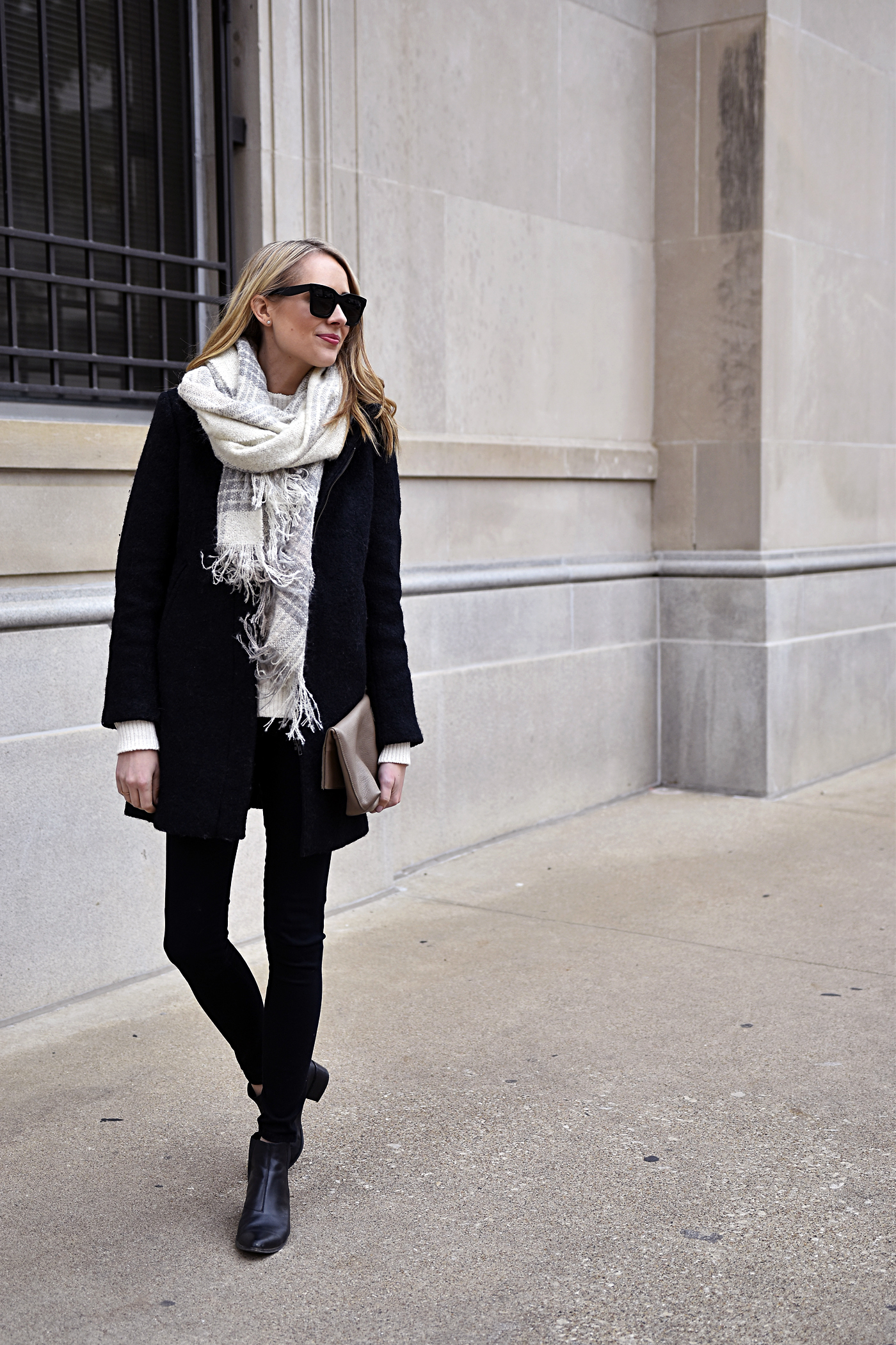Winter Style With Loft Fashion Jackson