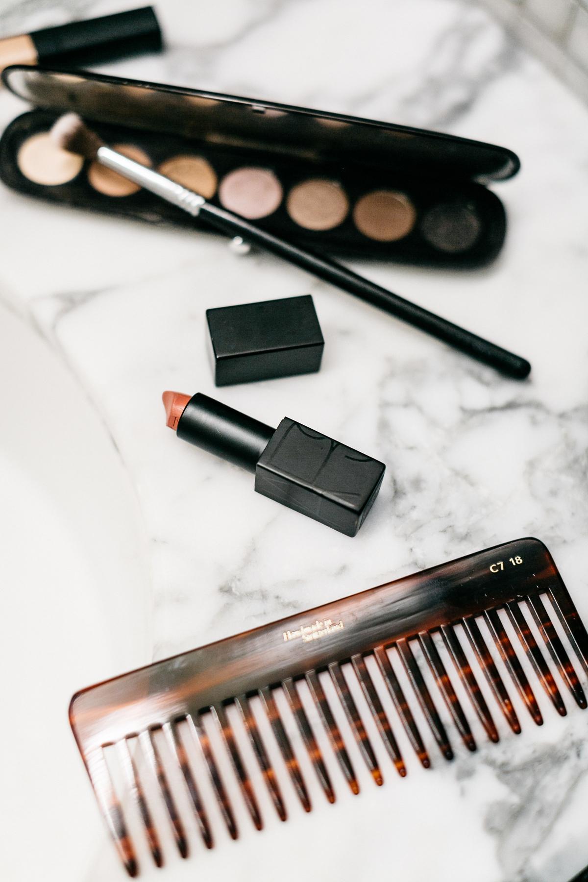 Beauty, Makeup, Skincare, Viceroy Central Park Hotel, Marble Bathroom
