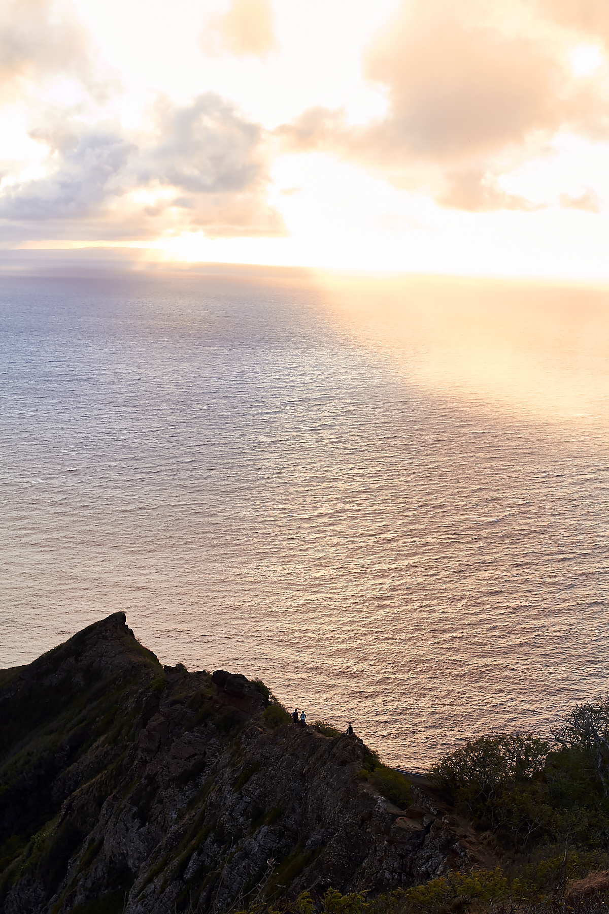 Hawaii, Oahu, Koko Head Sunrise