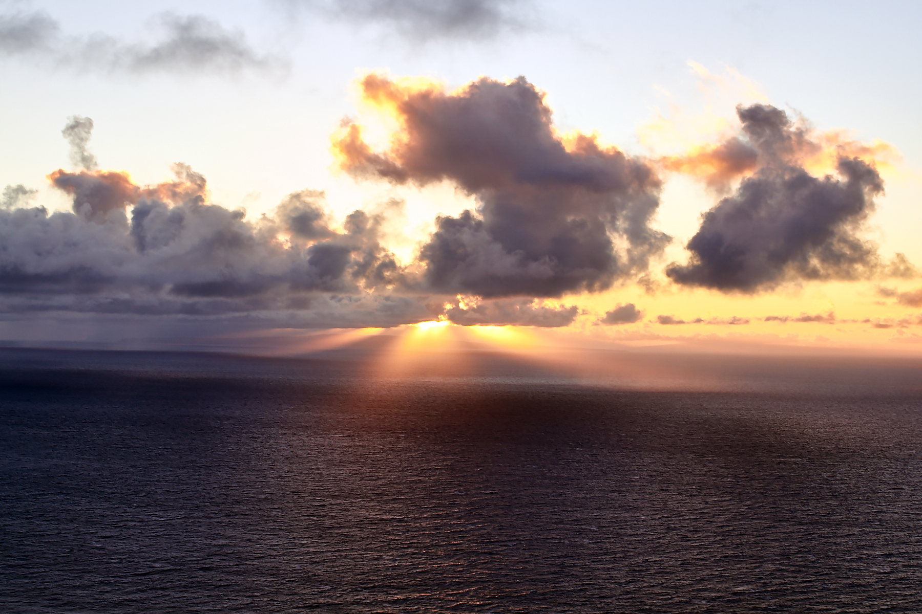 Hawaii, Oahu, Koko Head Sunrise