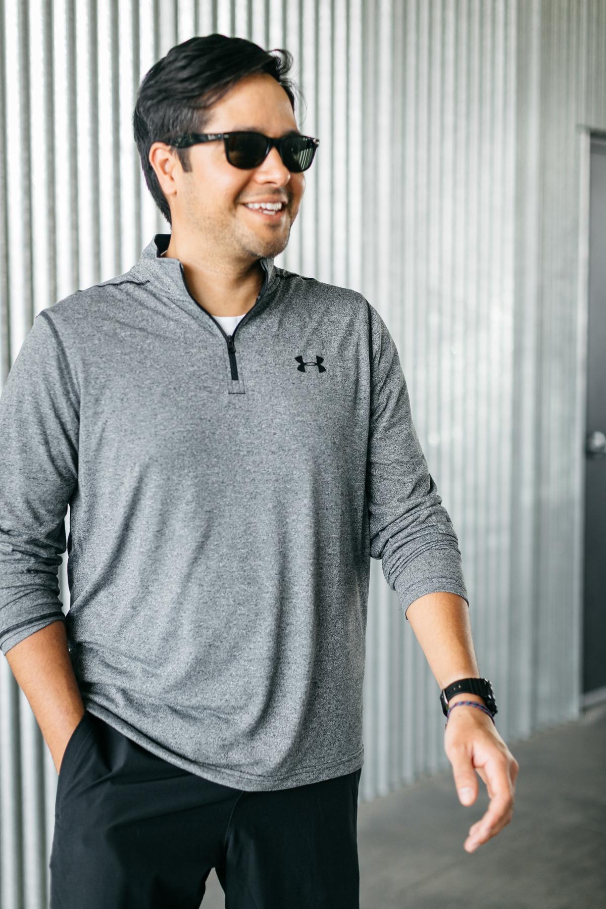 Nordstrom Men's Active, Under Armour, Nike
