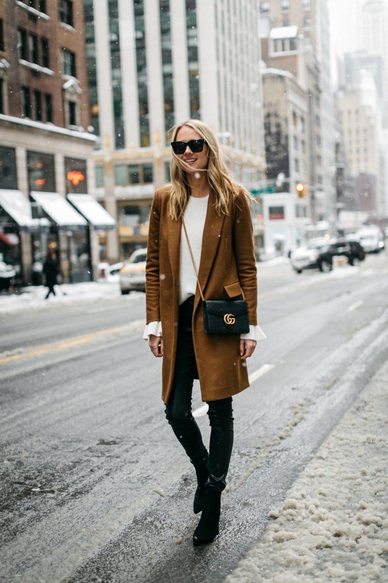 New York Designer Fashion: Winter In New York City