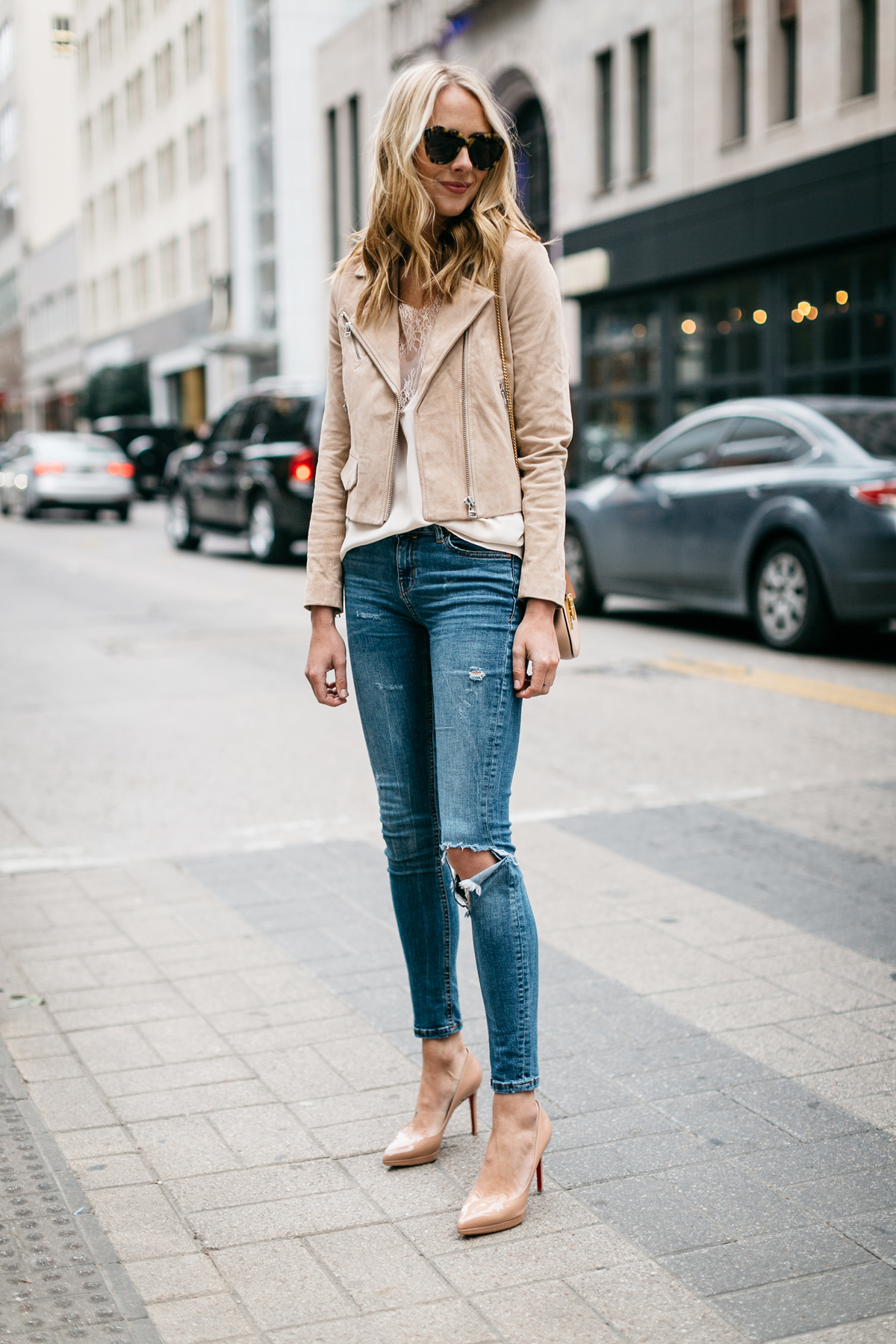 casual outfit valentine jackson spring valentines jeans fashionjackson chloe jacket