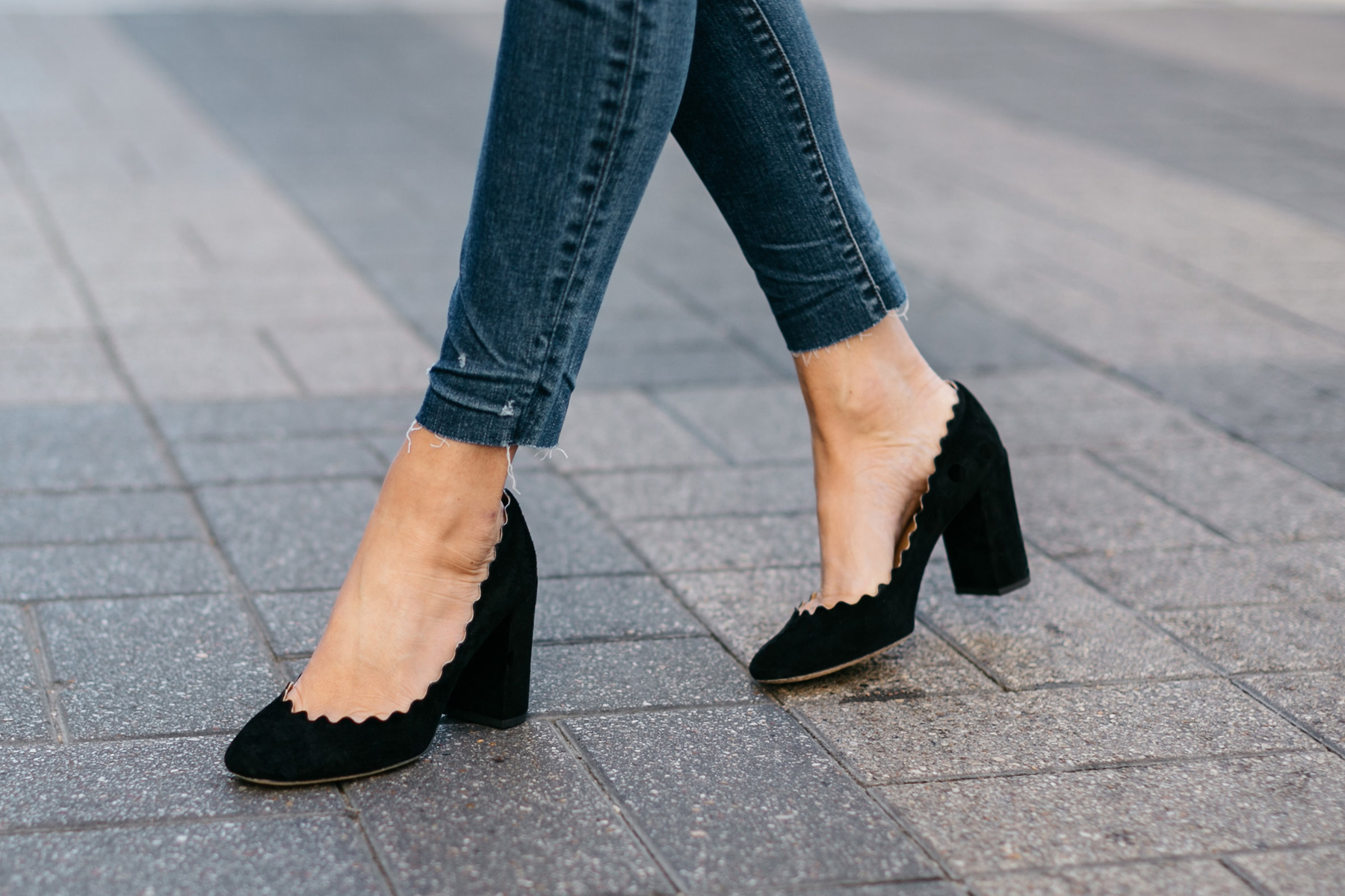 Chloe Lauren Pumps Black