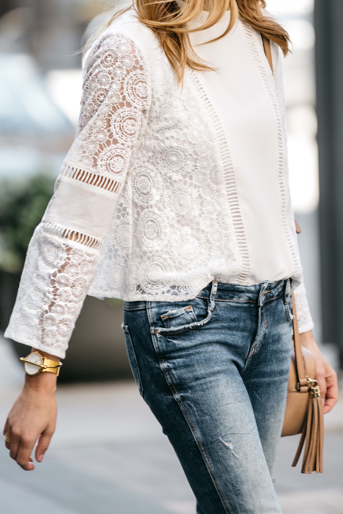 Looks - How to lace wear fashion video