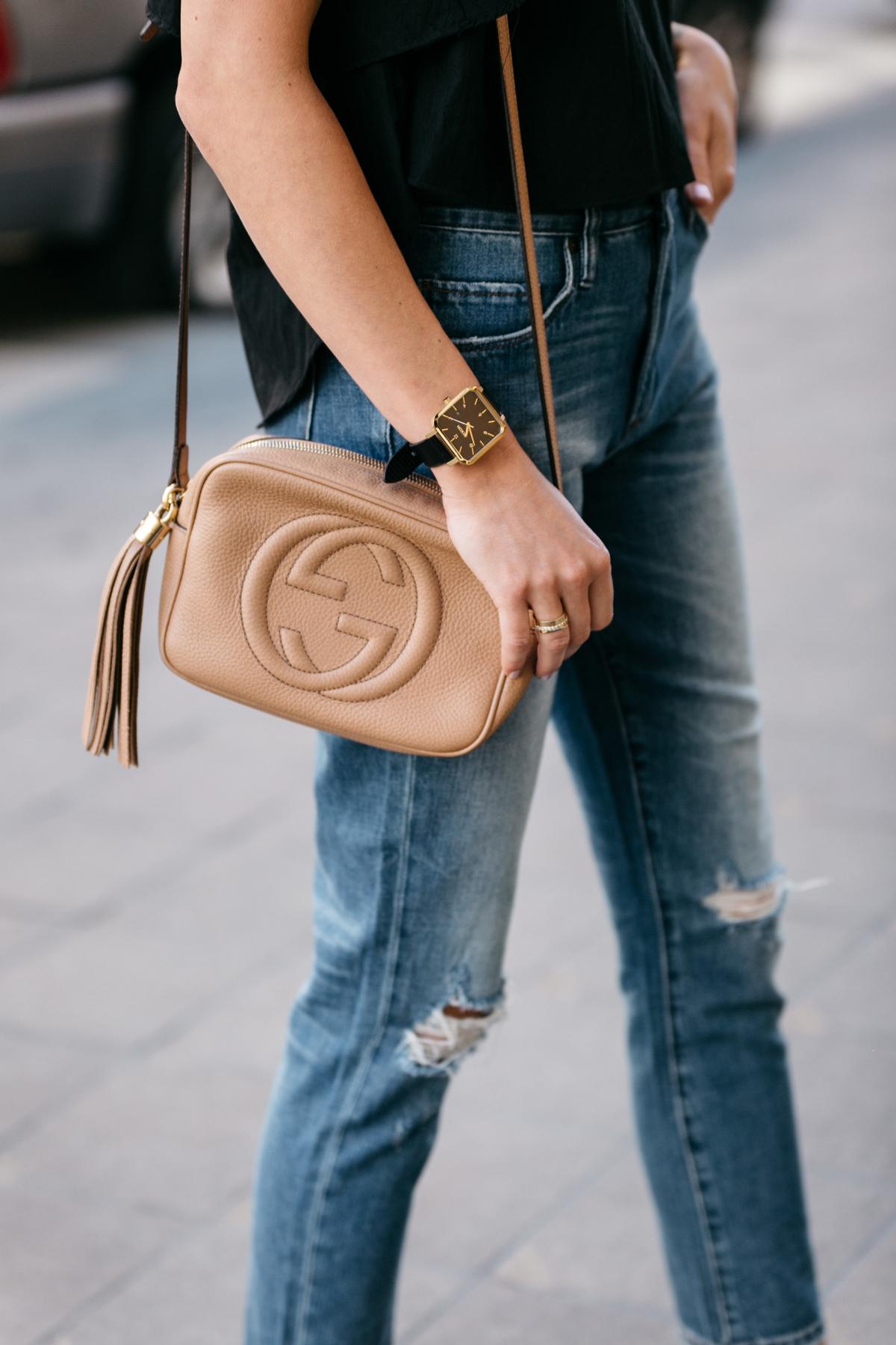 Gucci Soho Disco Handbag
